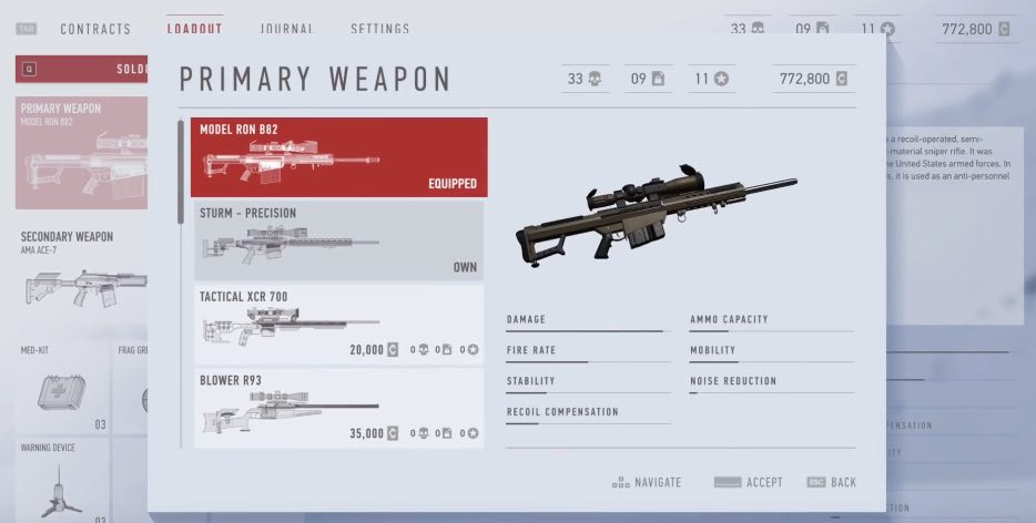 Sniper Ghost Warrior Contracts wiki