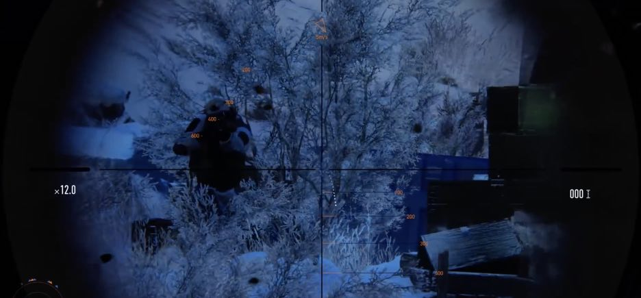 Sniper Ghost Warrior Contracts tips