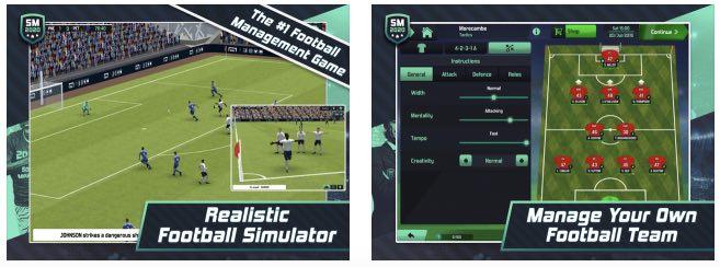 Soccer Manager 2020 hack