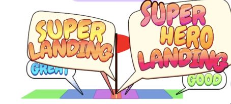 Super Landing tips to repair