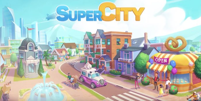 SuperCity tips