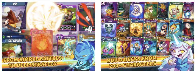 Tap Cats Epic Card Battle hack