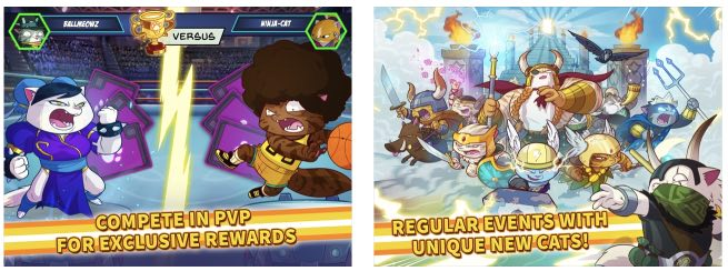 Tap Cats Epic Card Battle wiki