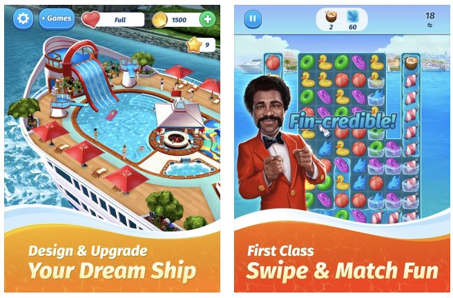 The Love Boat Puzzle Cruise hack