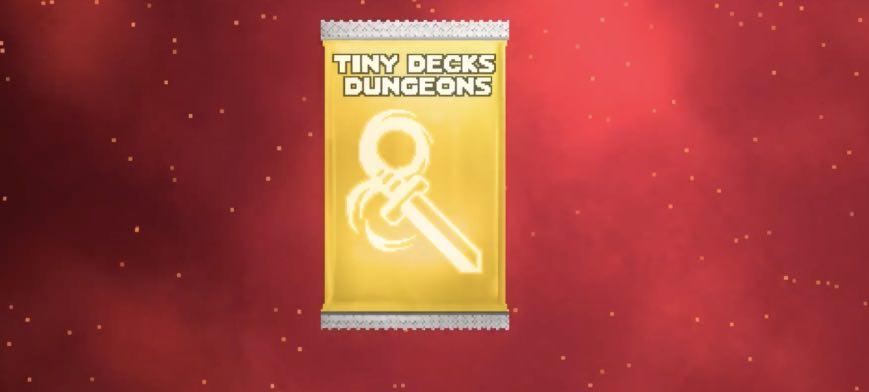 Tiny Decks & Dungeons hack