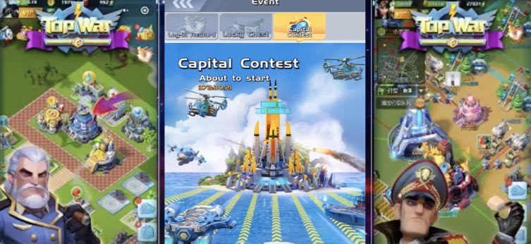 Top War Battle Game tips to repair