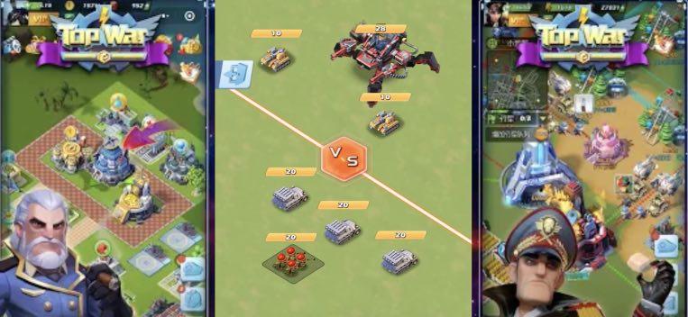 Top War Battle Game tips