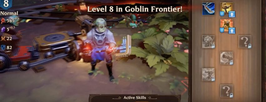 Torchlight Frontiers tips to repair