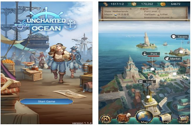 Uncharted Ocean hack