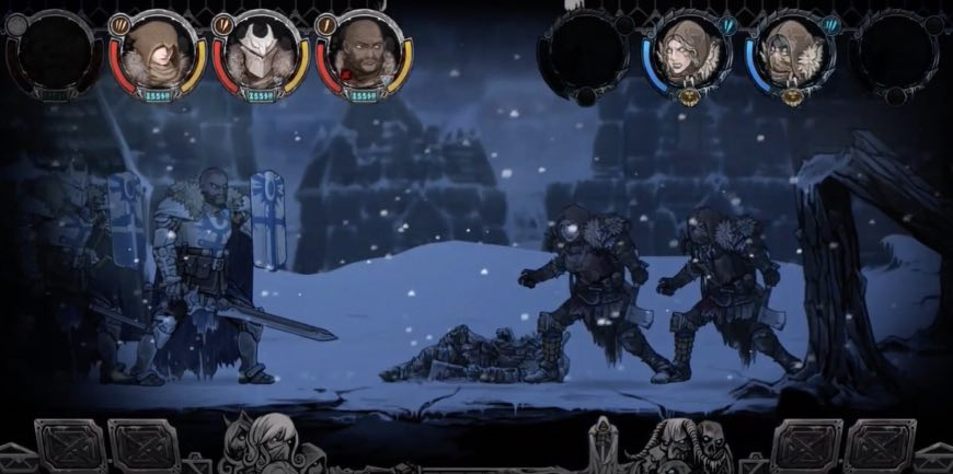 Vambrace Cold Soul tips