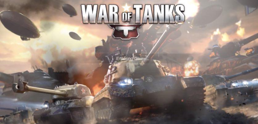 War of Tanks hack