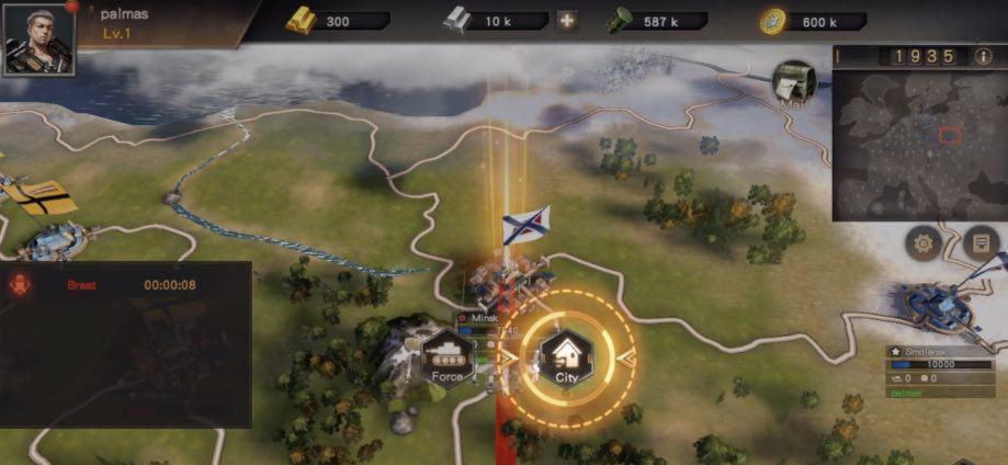 War of Tanks hack evolve