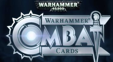 Warhammer Combat Cards hack month card