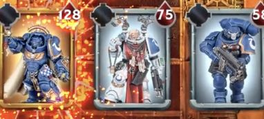 Warhammer Combat Cards tips