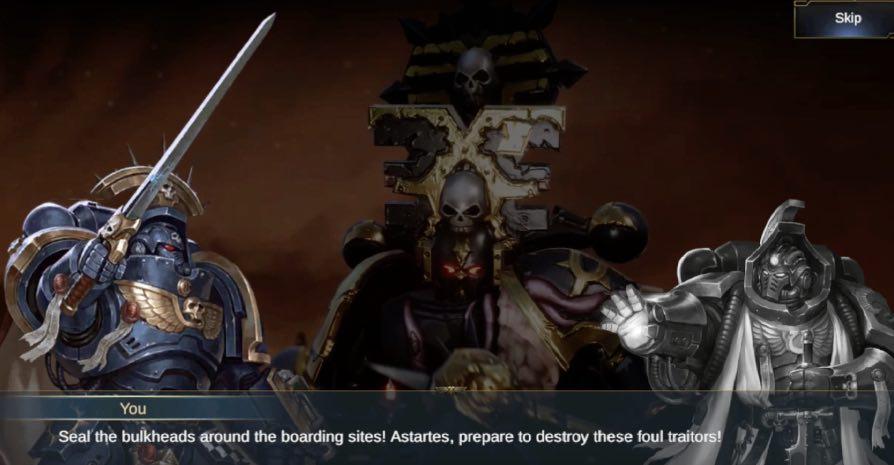 Warhammer 40000 Lost Crusade tips