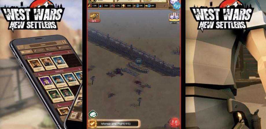 West Wars New Settlers hack