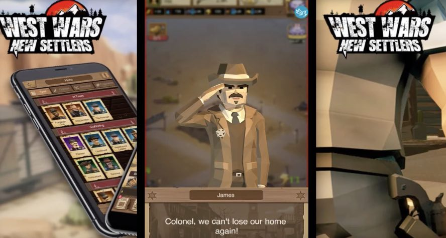 West Wars New Settlers tips