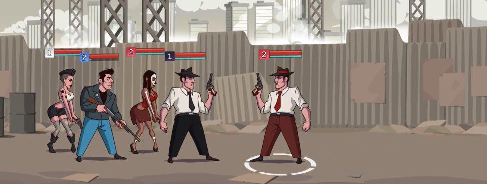 What The Mafia Turf Wars tips to repair
