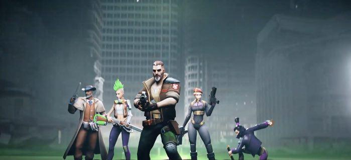 Zombie Blast Squad wiki