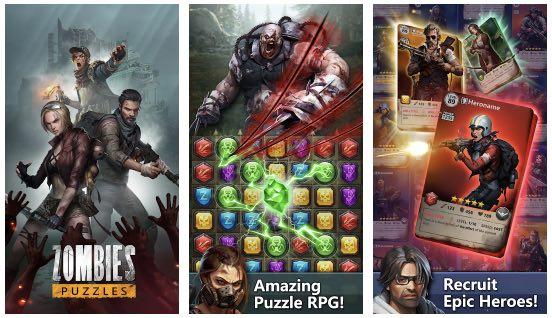 Zombie & Puzzle hack