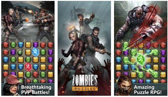 Zombie & Puzzle wiki