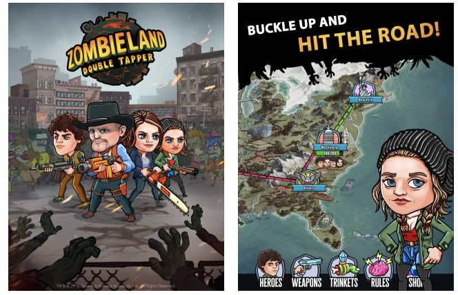 Zombieland Double Tapper hack